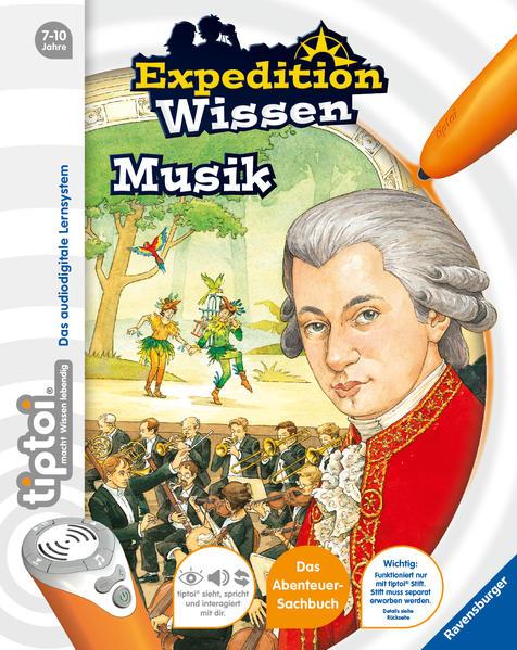 tiptoi® Musik - Coverbild