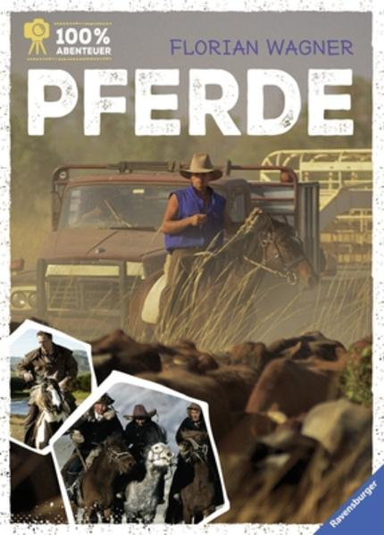100% Abenteuer: Pferde - Coverbild