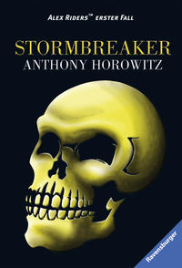 Alex Rider, Band 1: Stormbreaker Cover