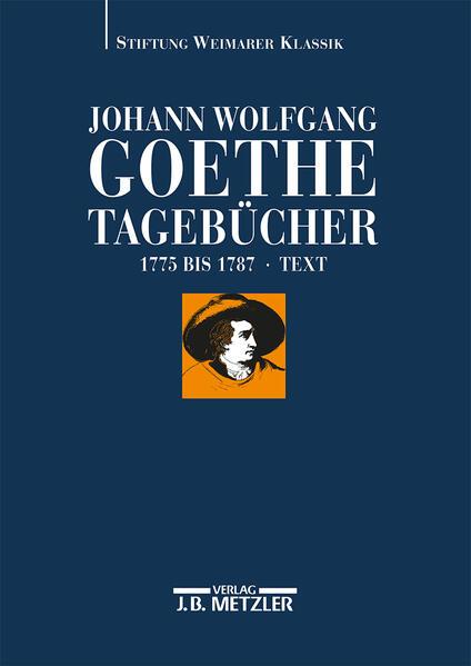 Johann Wolfgang von Goethe: Tagebücher - Coverbild