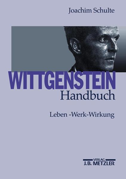 Wittgenstein-Handbuch - Coverbild