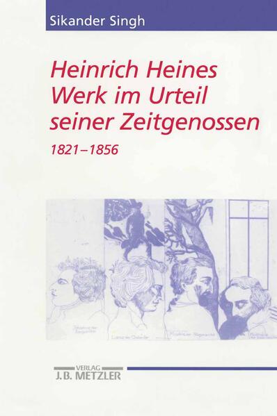 Heinrich Heines Werk im Urteil seiner Zeitgenossen - Coverbild