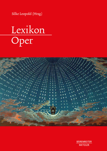 Lexikon Oper - Coverbild