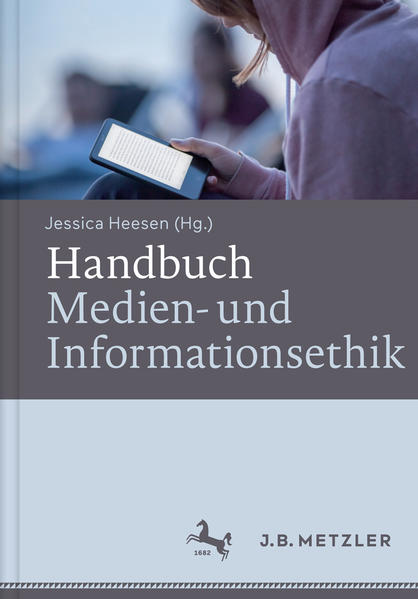 Handbuch Medien- und Informationsethik - Coverbild
