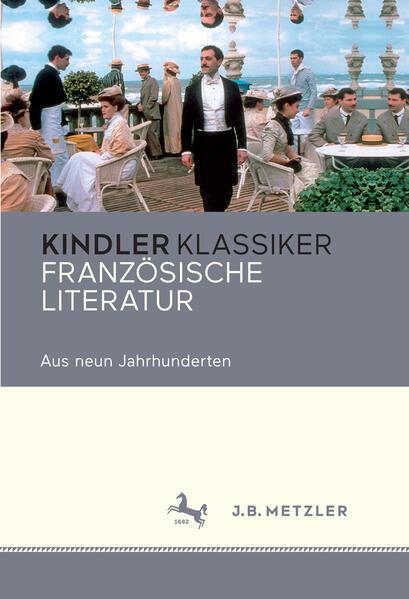 Französische Literatur - Coverbild