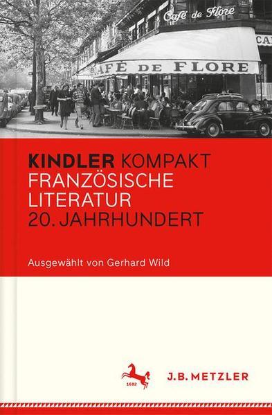 Kindler Kompakt: Französische Literatur, 20. Jahrhundert - Coverbild