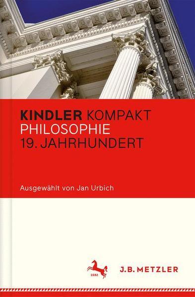 Kindler Kompakt: Philosophie 19. Jahrhundert - Coverbild