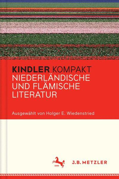 Kindler Kompakt: Niederländische und Flämische Literatur - Coverbild