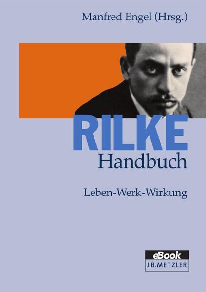 Rilke-Handbuch - Coverbild