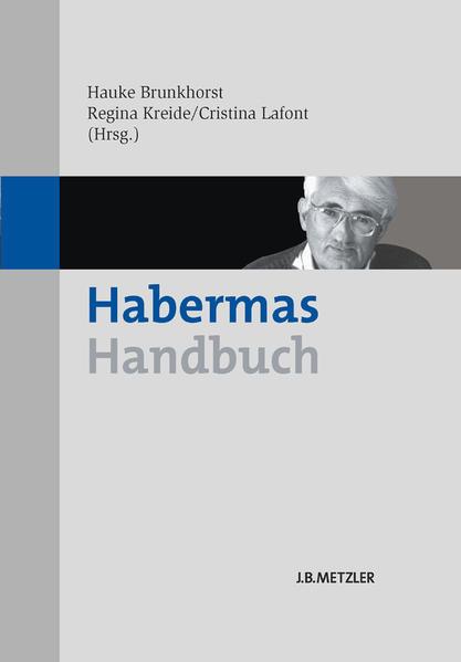Habermas-Handbuch - Coverbild