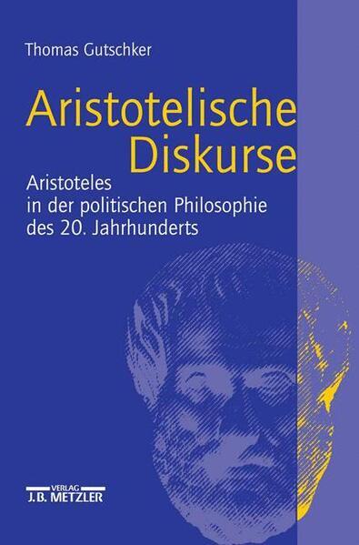 Aristotelische Diskurse - Coverbild
