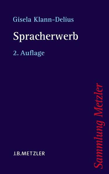 Spracherwerb - Coverbild