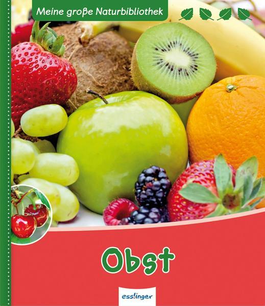 Meine große Naturbibliothek: Obst - Coverbild