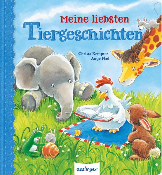 Meine liebsten ...: Meine liebsten Tiergeschichten - Coverbild