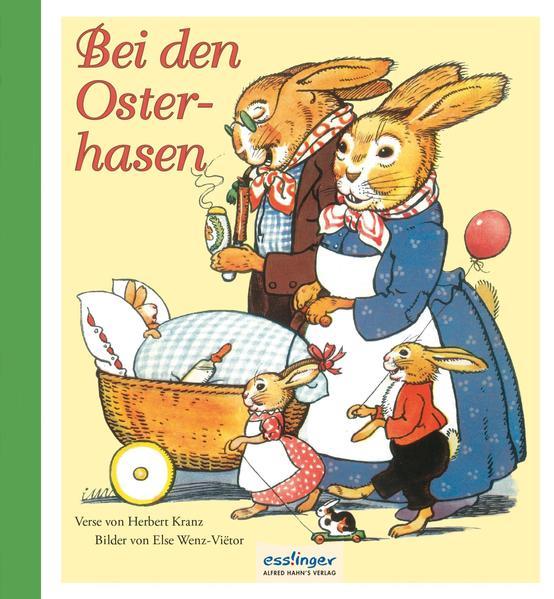 Bei den Osterhasen - Coverbild