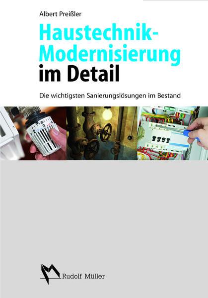 Haustechnik-Modernisierung im Detail - Coverbild