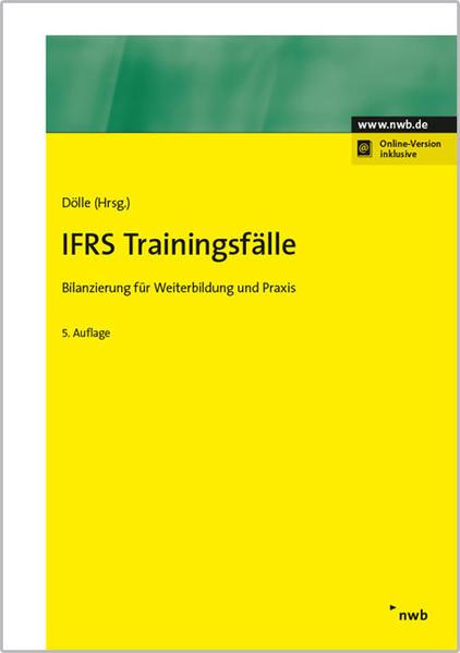 IFRS Trainingsfälle - Coverbild