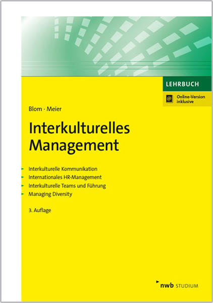 Interkulturelles Management - Coverbild