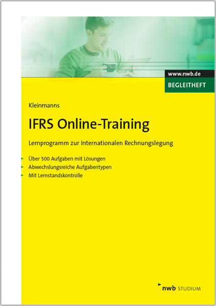 IFRS Online-Training - Coverbild