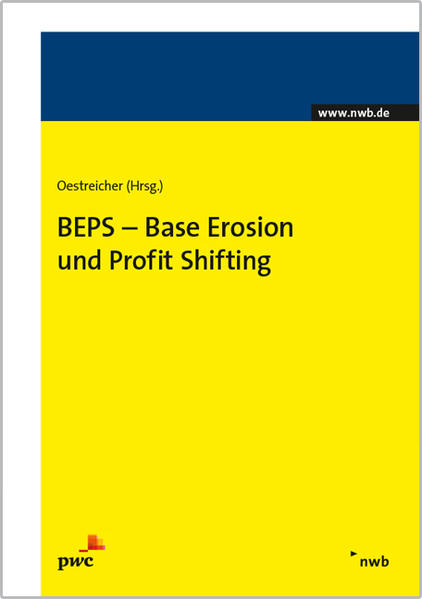 BEPS - Base Erosion und Profit Shifting - Coverbild