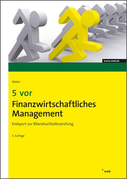 5 vor Finanzwirtschaftliches Management - Coverbild
