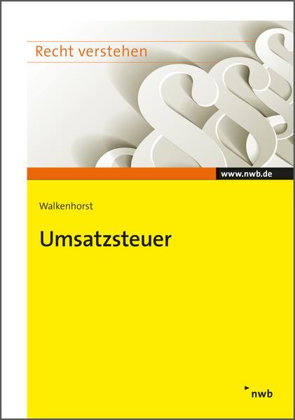 Umsatzsteuer - Coverbild