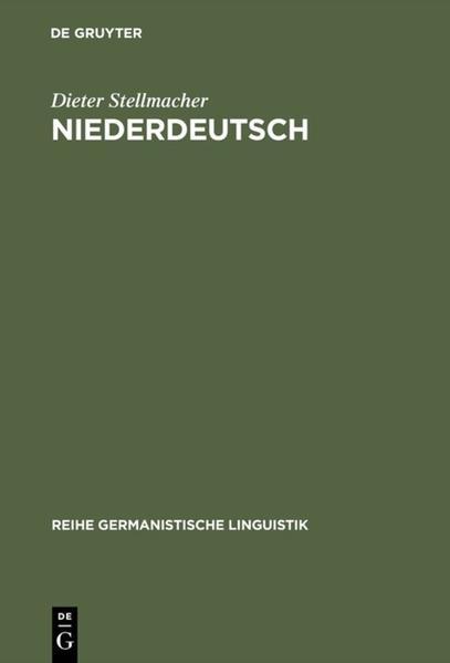 Niederdeutsch - Coverbild