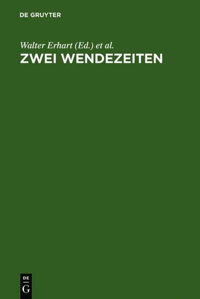 Zwei Wendezeiten - Coverbild