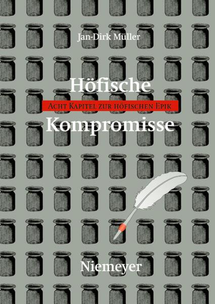 Höfische Kompromisse - Coverbild
