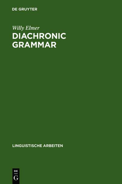 Diachronic Grammar - Coverbild