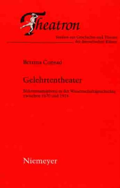 Gelehrtentheater - Coverbild