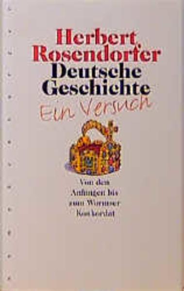 Kostenloses PDF-Buch Deutsche Geschichte - Ein Versuch, Bd. 1