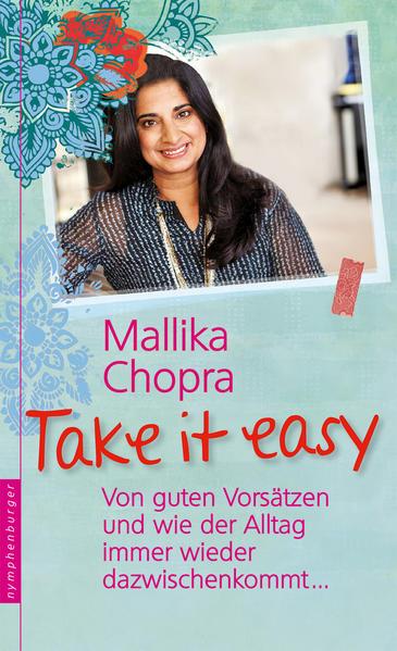 Take it easy - Coverbild