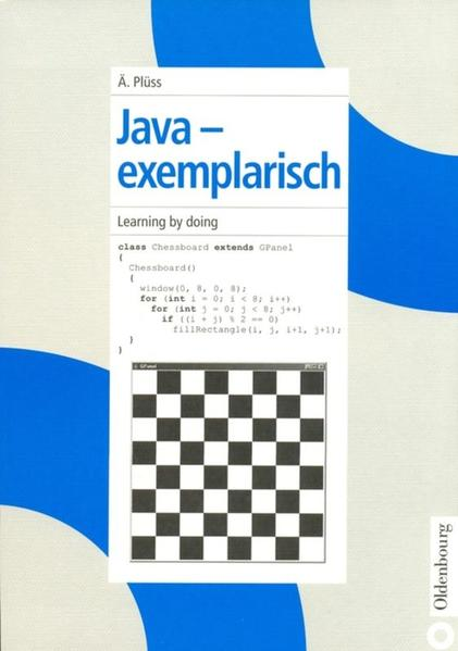 Java - exemplarisch - Coverbild