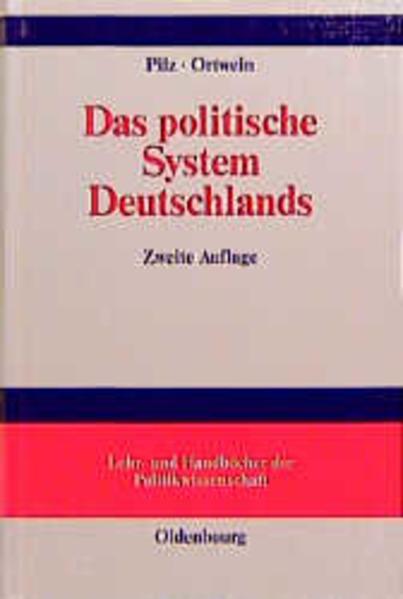 Das politische System Deutschlands - Coverbild