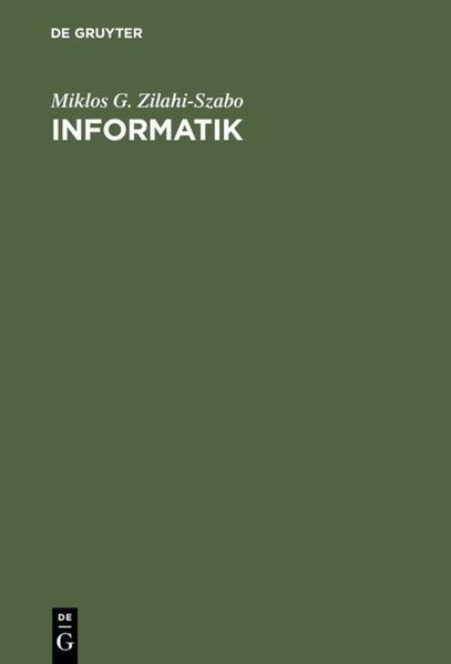 Informatik - Coverbild