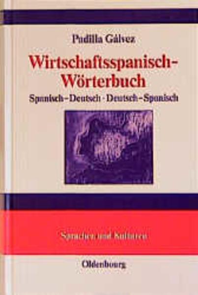 Wirtschaftsspanisch-Wörterbuch - Coverbild