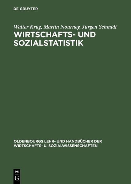 Wirtschafts- und Sozialstatistik - Coverbild