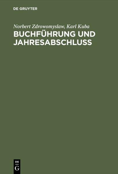 Buchführung und Jahresabschluss - Coverbild