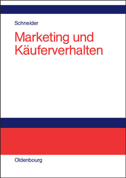 Marketing und Käuferverhalten - Coverbild