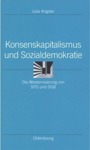 Konsenskapitalismus und Sozialdemokratie - Coverbild