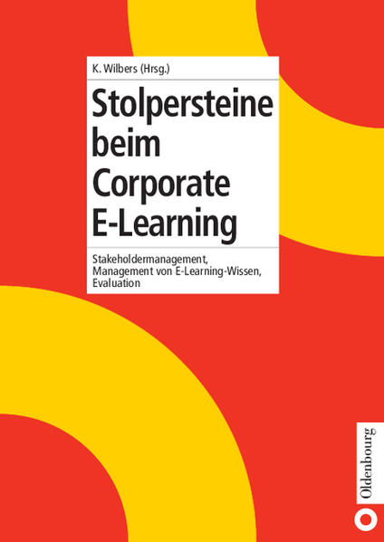 Stolpersteine beim Corporate E-Learning - Coverbild
