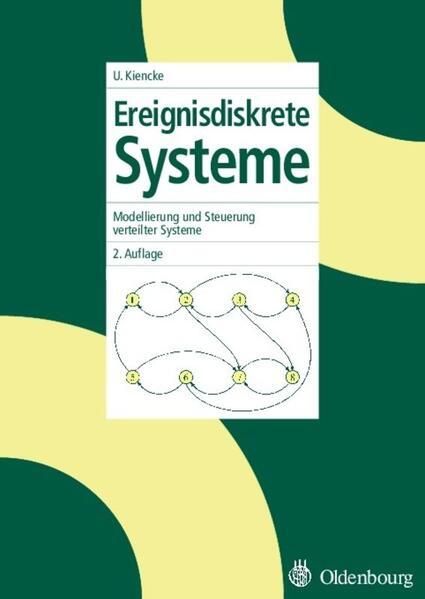 Ereignisdiskrete Systeme - Coverbild