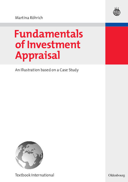 Fundamentals of Investment Appraisal - Coverbild