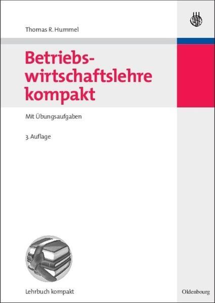 Betriebswirtschaftslehre kompakt - Coverbild