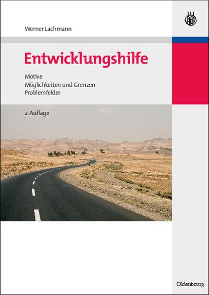 Werner Lachmann: Entwicklungspolitik / Entwicklungshilfe - Coverbild