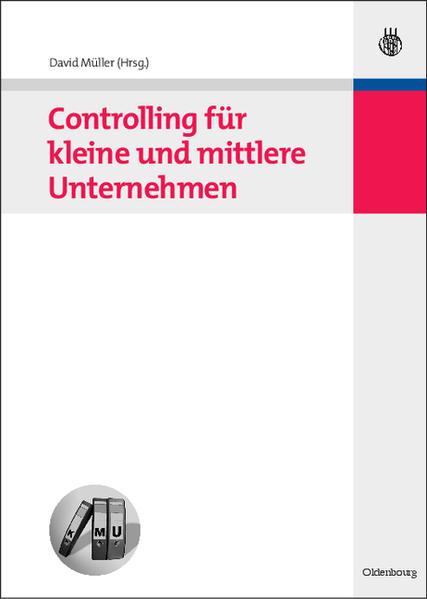 Controlling für kleine und mittlere Unternehmen - Coverbild
