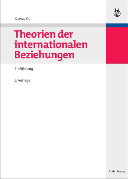 Theorien der internationalen Beziehungen - Coverbild