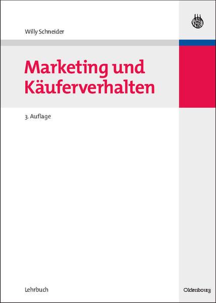 Marketing und Käuferverhalten - Coverbild
