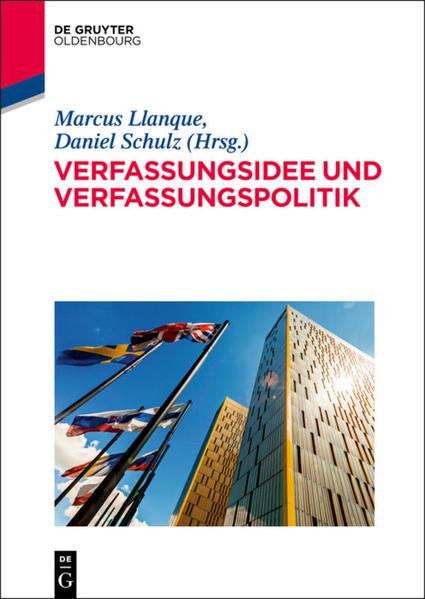Verfassungsidee und Verfassungspolitik - Coverbild